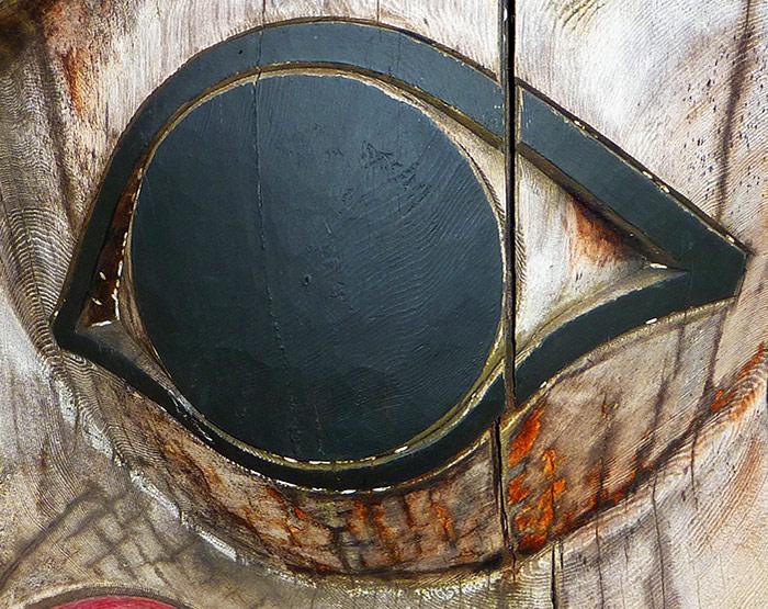 Totem Pole: Duncan, British Columbia