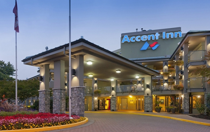 accent-inns-hotel-frontview-accommodation-vancouver-airport-british-columbia