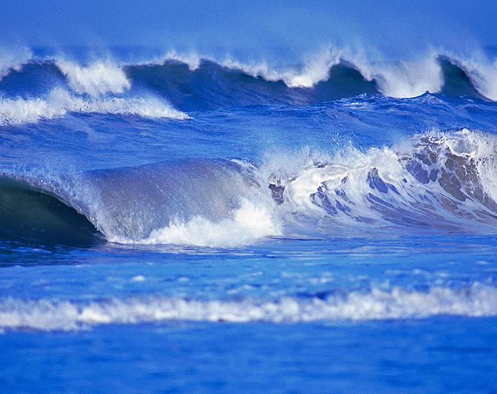 Pacific Ocean Waves, Tofino